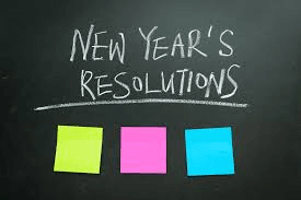 What will your New Year resolutions be?